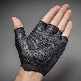 GripGrab ProGel Short Cycling Gloves Women Grey